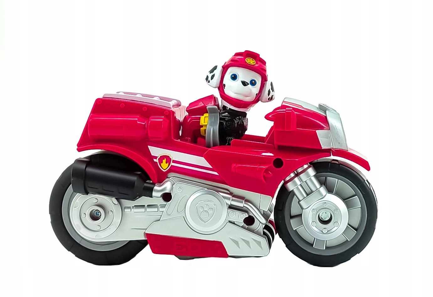 PSI PATROL MARSHALL FIGURKA I MOTOCYKL MOTO PUPS EAN 778988330456