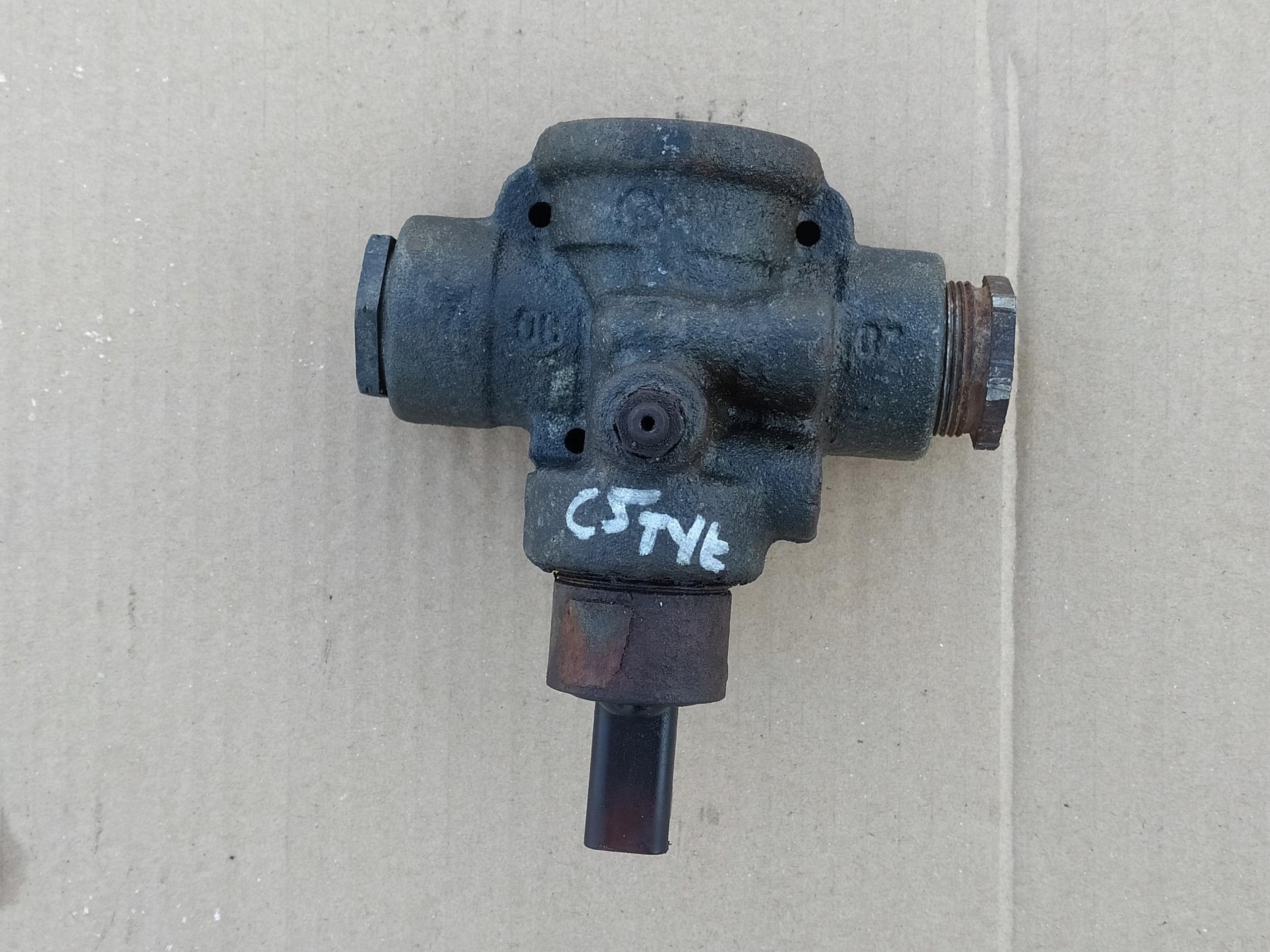 регулятор передний подвески citroen c5 04-08