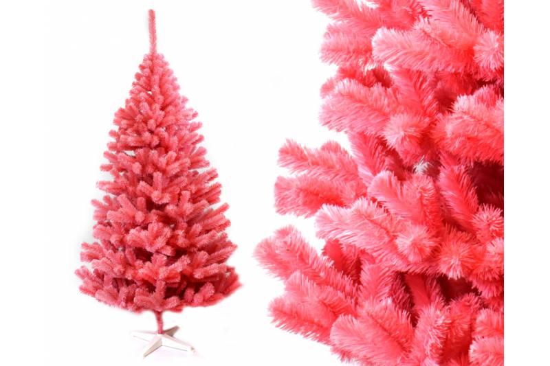 Vianočný stromček LUX Ružová jedľa 180 cm VIANOČNÉ ZIMA