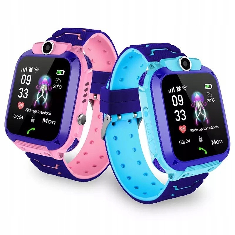 Item Q12 SMARTWATCH WATCH FOR KIDS GPS LOCATOR