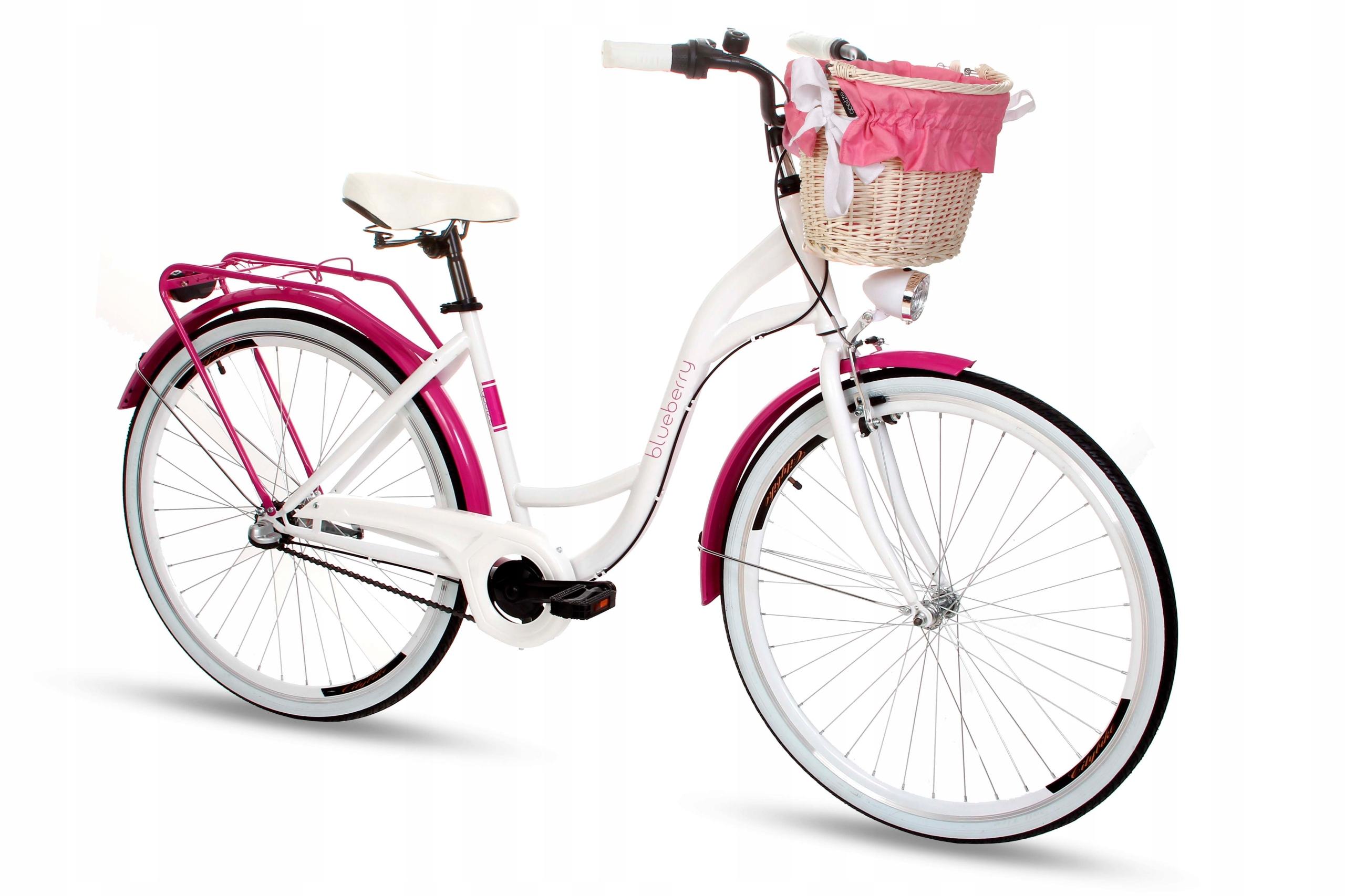 Dámsky mestský bicykel Goetze BLUEBERRY 28 3b košík!  Značka Goetze
