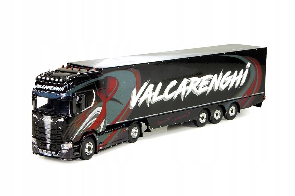 Tekno 73491 Scania Bruno Valcarenghi (I) 1:50