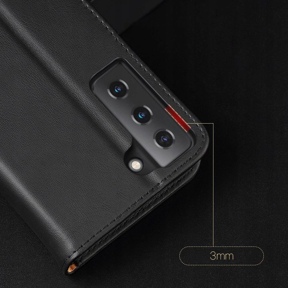 Etui Hivo skórzane do Samsung Galaxy S21 5G Waga produktu z opakowaniem jednostkowym 0.2 kg