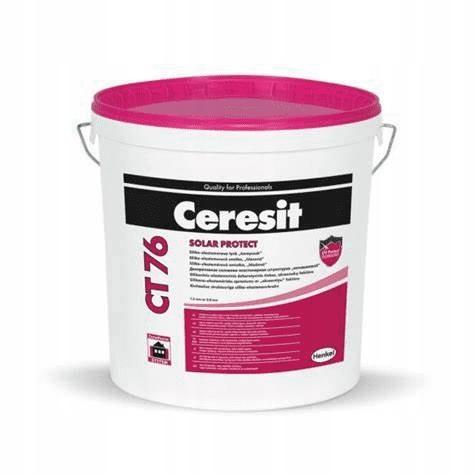 Штукатурка силиконовая Elasto Ceresit CT76 25 кг НОВИНКА