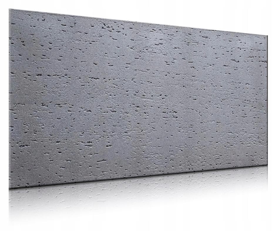 Стеновые панели имит. серый архитектурный бетон