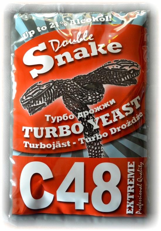 Двойная змея C48