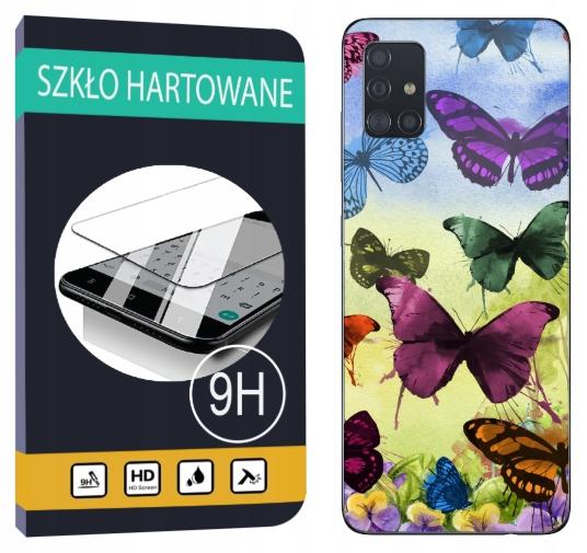 300 wzorów Etui + Szkło do Samsung Galaxy A51 Case