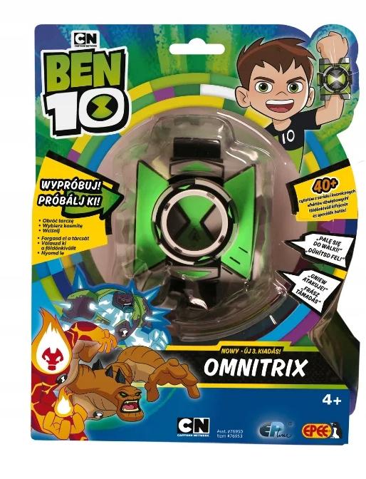 Epee Ben 10 Omnitrix NOVINKA
