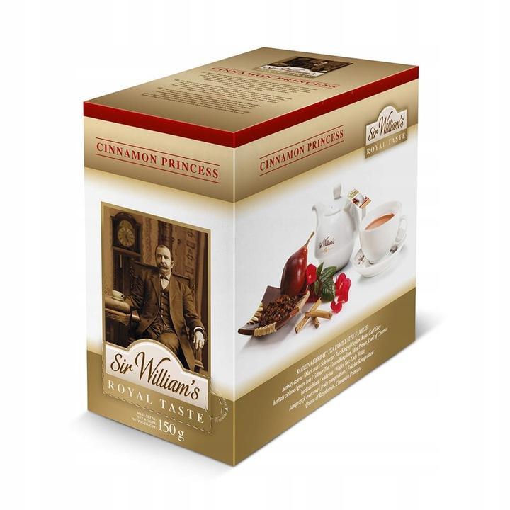 Čaj Pane Williams Royal Chuť Škorice Princezná