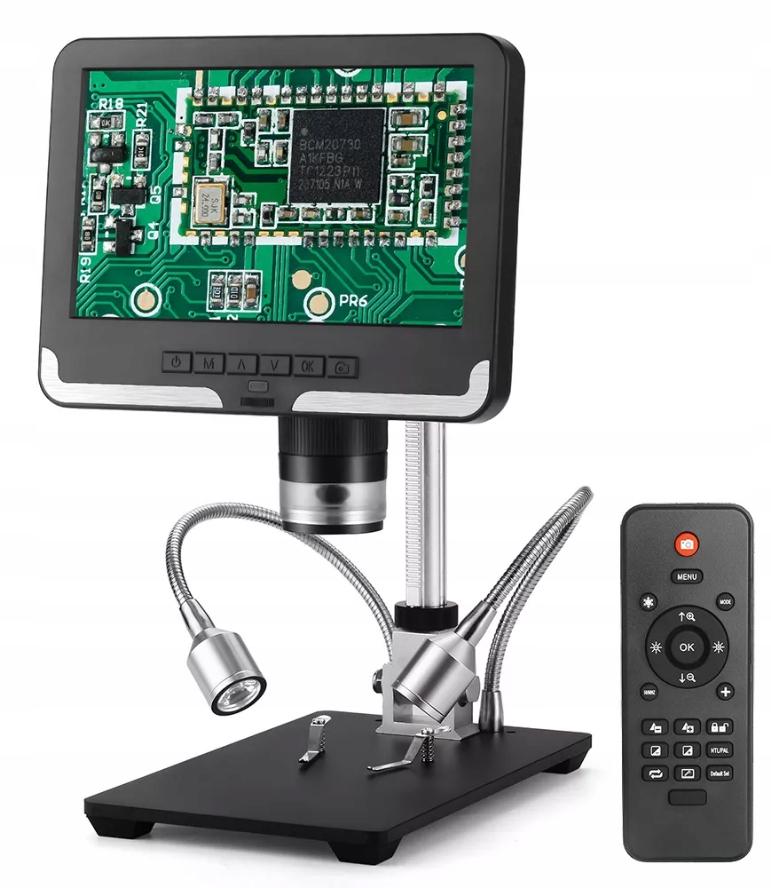 Купить Дистанционно управляемый микроскоп Levenhuk DTX RC2 на Otpravka - цены и фото - доставка из Польши и стран Европы в Украину.