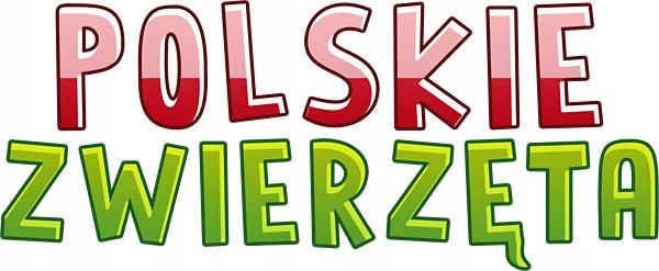 """Wielkoformatowa giga gra XXL - """"POLSKIE ZWIERZĘTA"""" Bohater inny"""