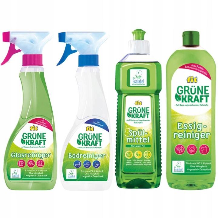 Комплект для уборки дома Grune Kraft