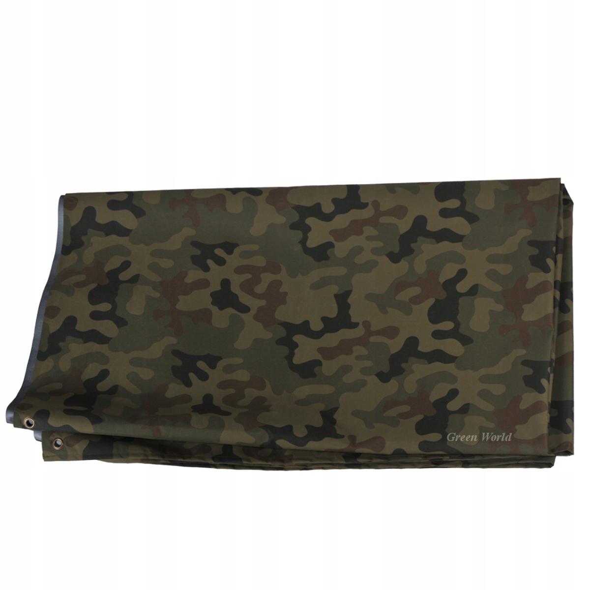 Item Tarp TARPAULIN Tent military GORE-TEX 200x155