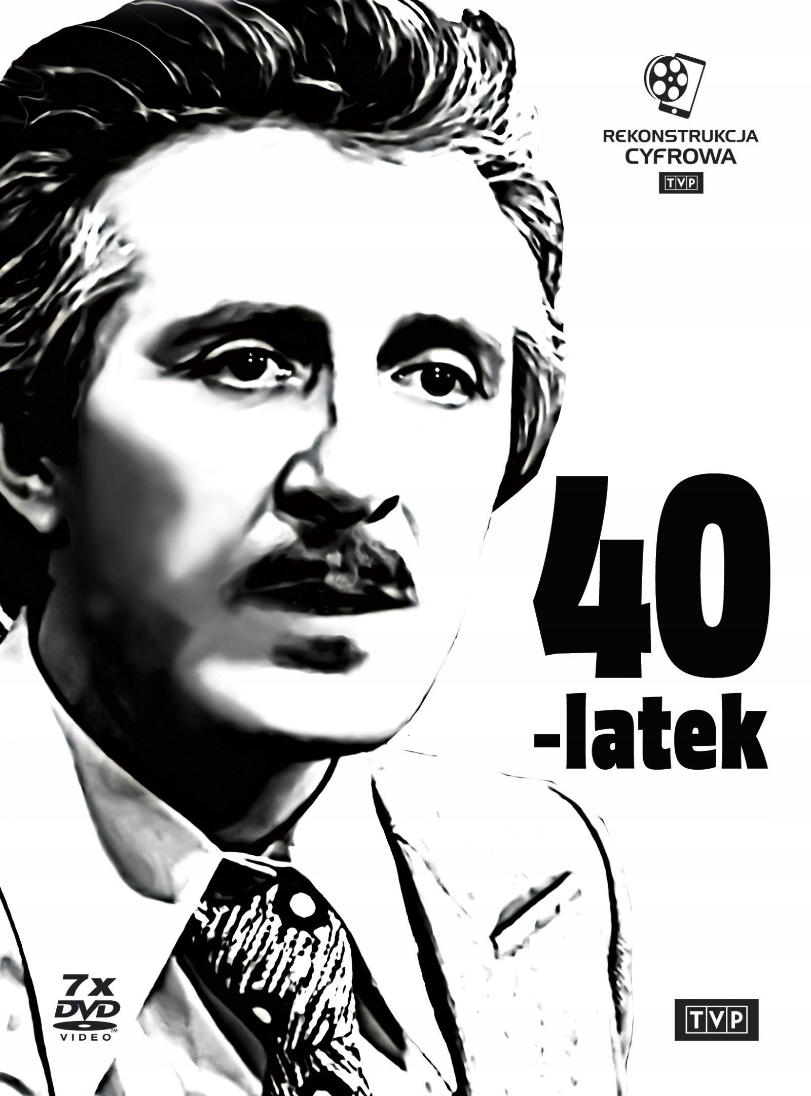 40-LATEK (rekonstrukcja Cyfrowa) [7DVD]