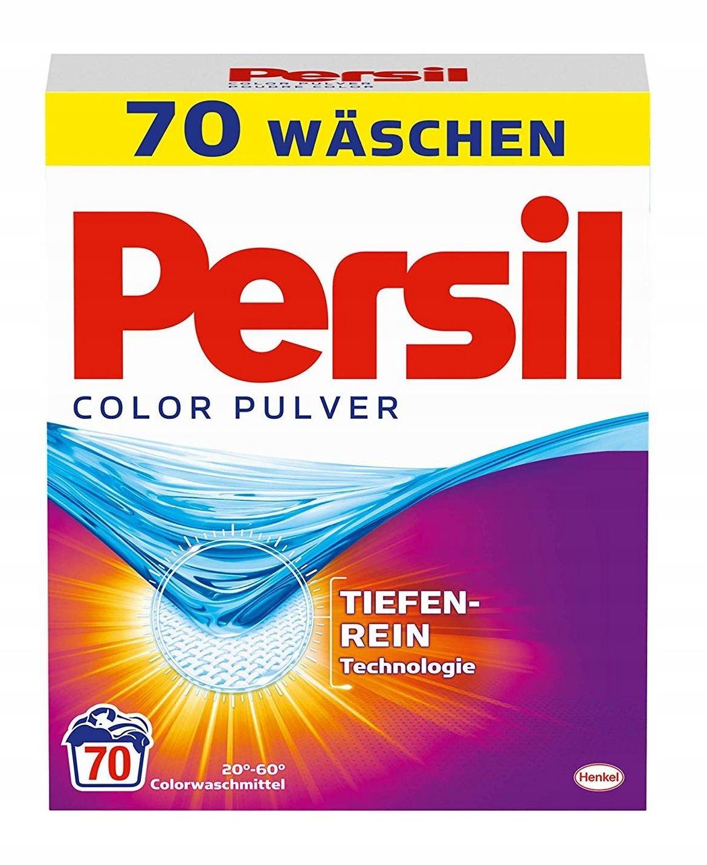 Persil 70 стирок / 4,55 кг порошок цвет Немецкий