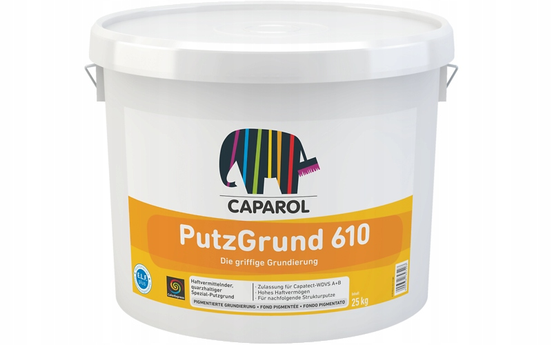 Caparol Putzgrund 610 Primer Белый 16кг