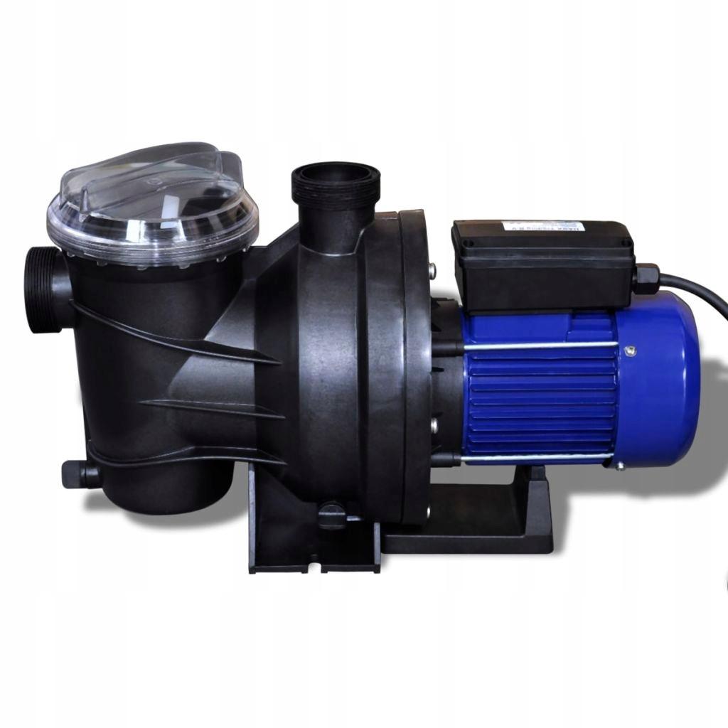 Elektryczna pompa basenowa, 1200 W, 23000 L / h