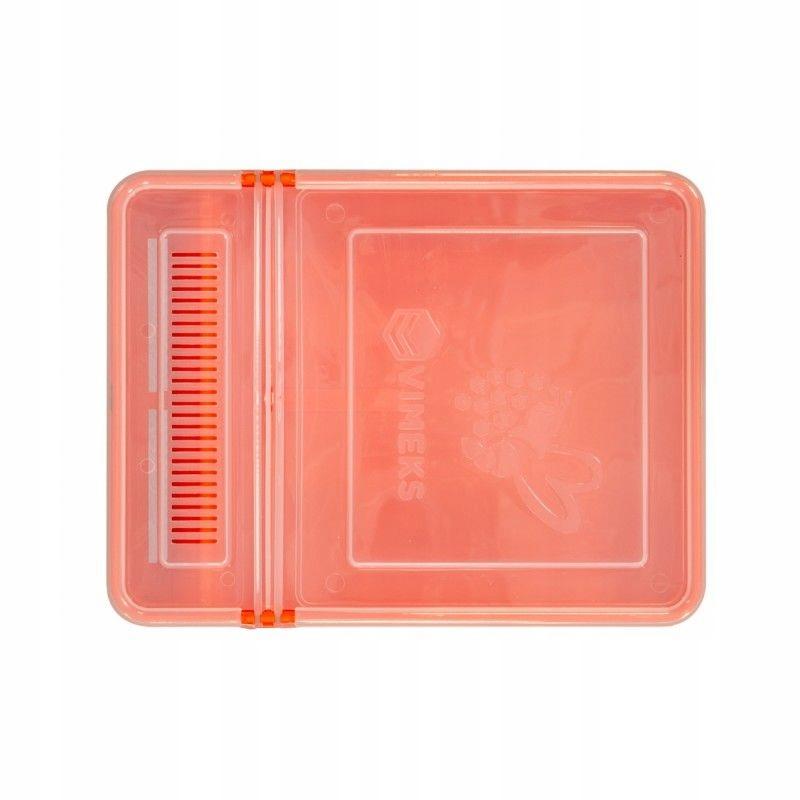 Podkarmiaczka plastikowa skrzynkowa 1,5 l - wzór 3