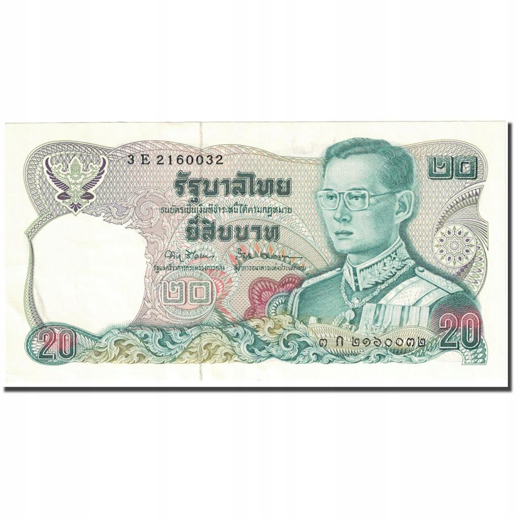 Банкнота, Таиланд, 20 бат, KM: 88, UNC (65-70)