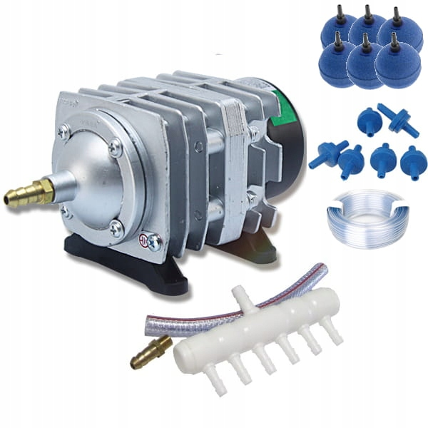 Pompa powietrza Hailea ACO-308 MEGA ZESTAW