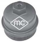 крышка корпус фильтра масла metalcaucho 03927