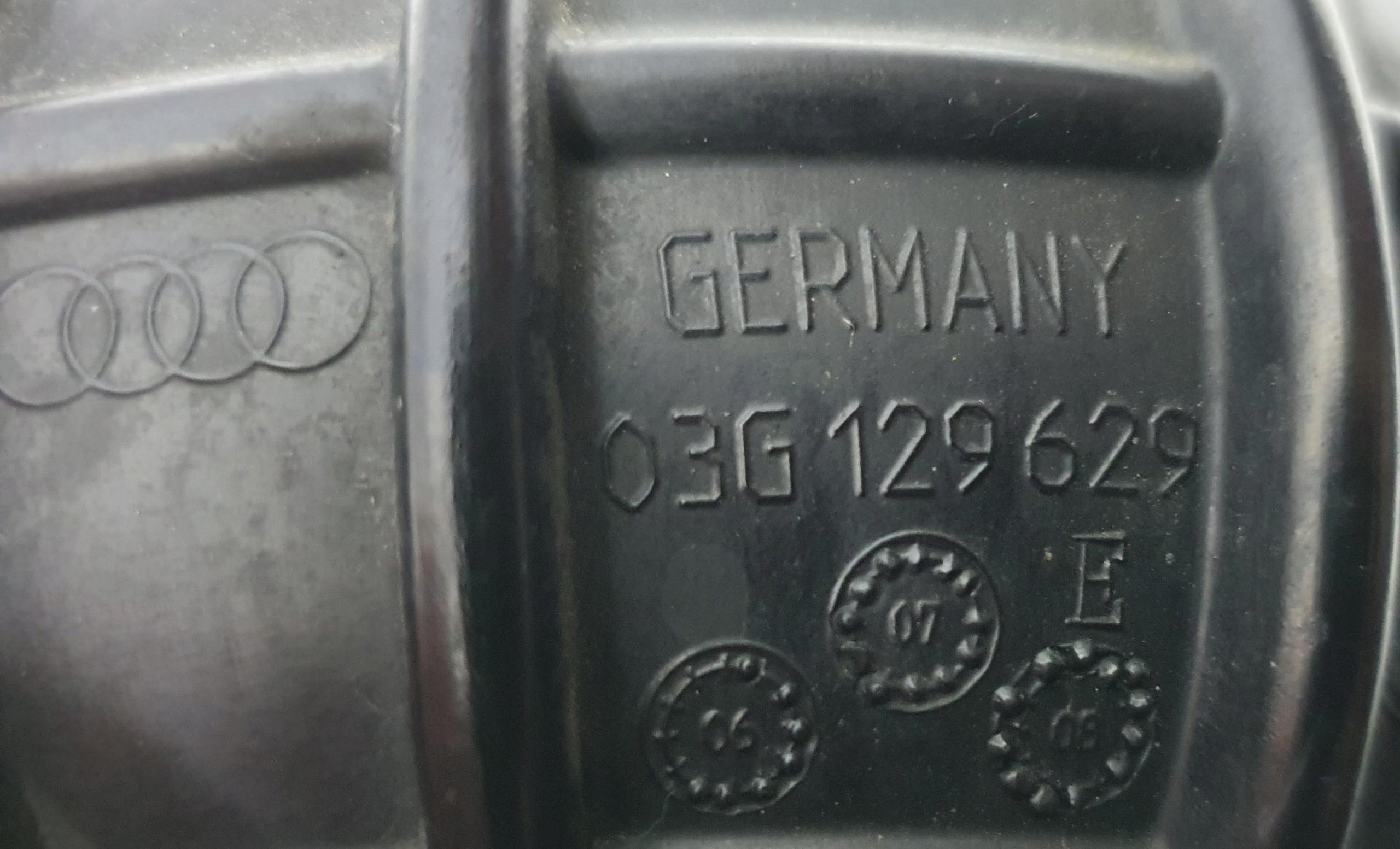 Rura intercoolera Audi A4 B8 A5 2.0 TDI 03G129629E 5