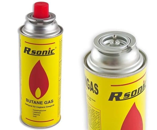 Купить 4x газовый картридж 400 мл газовый картридж на Otpravka - цены и фото - доставка из Польши и стран Европы в Украину.