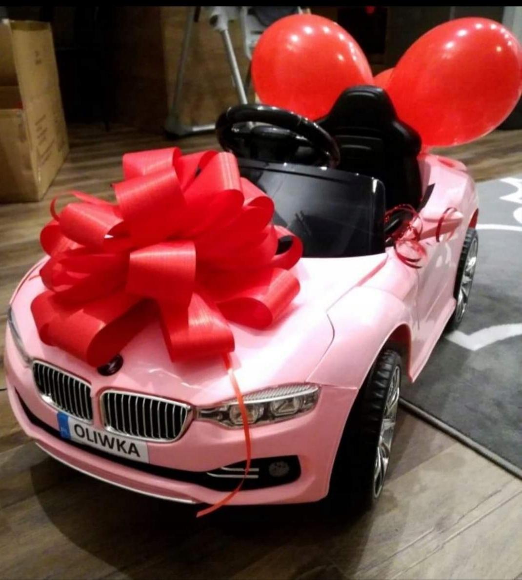 Декоративный бант для подарка / автомобиля Big Beautiful 30 см