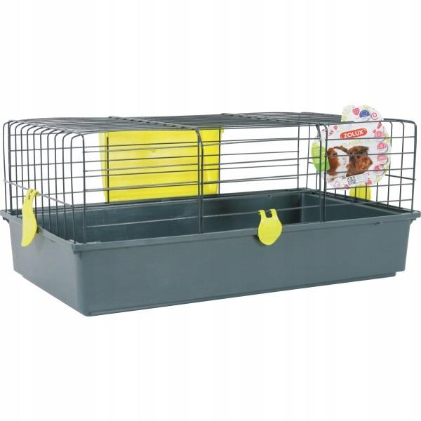Zolux Pig Клетка для кроликов COLORS 103x63x39cm