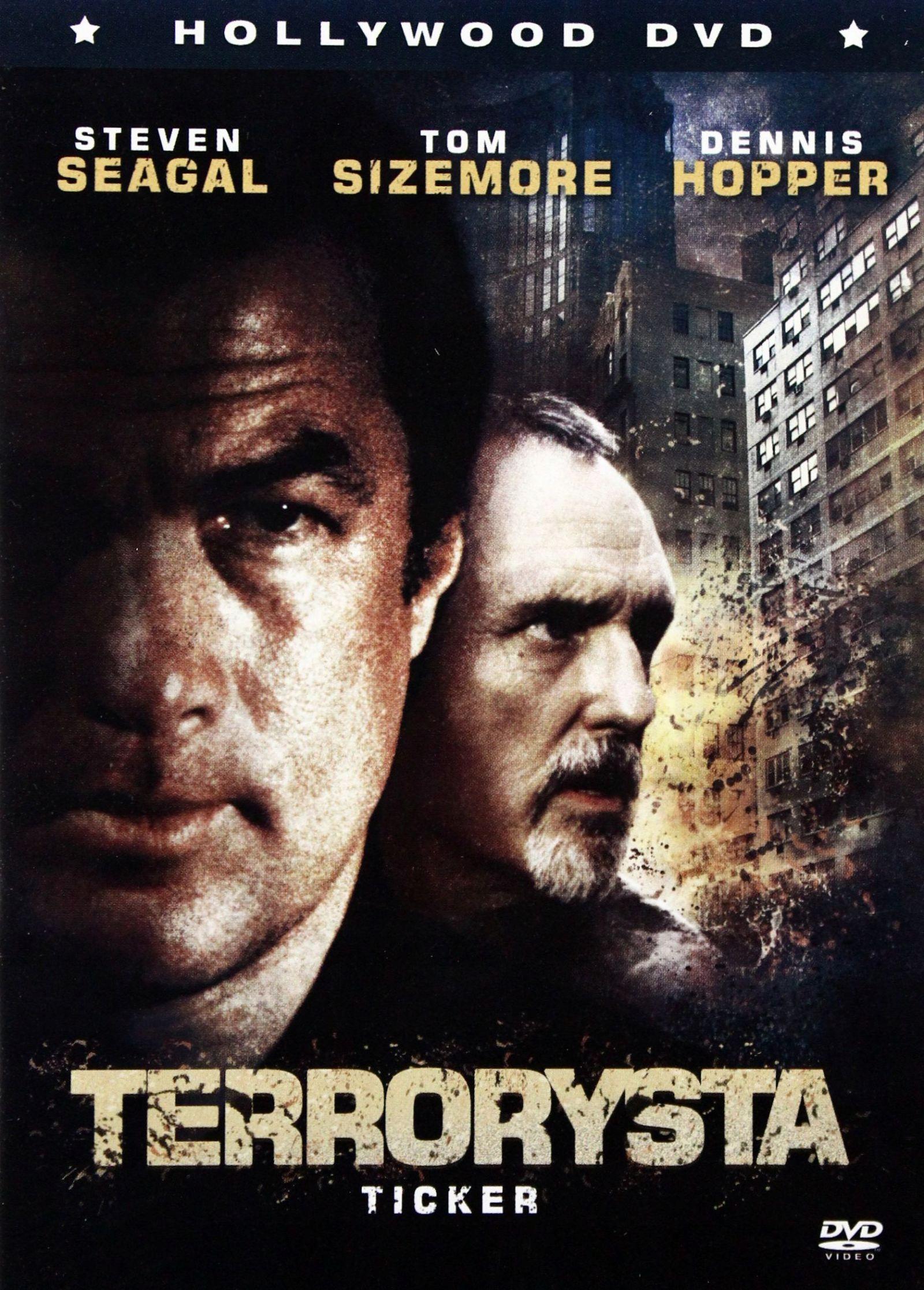 Terrorysta [Steven Seagal] [DVD]