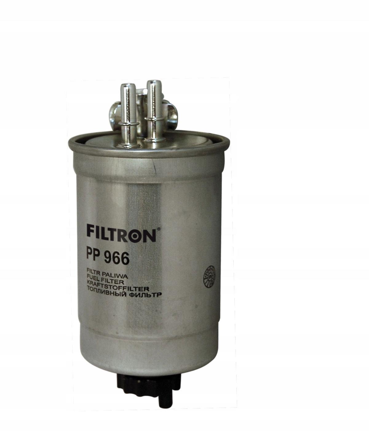 фильтр топлива filtron пп 966 + бесплатно