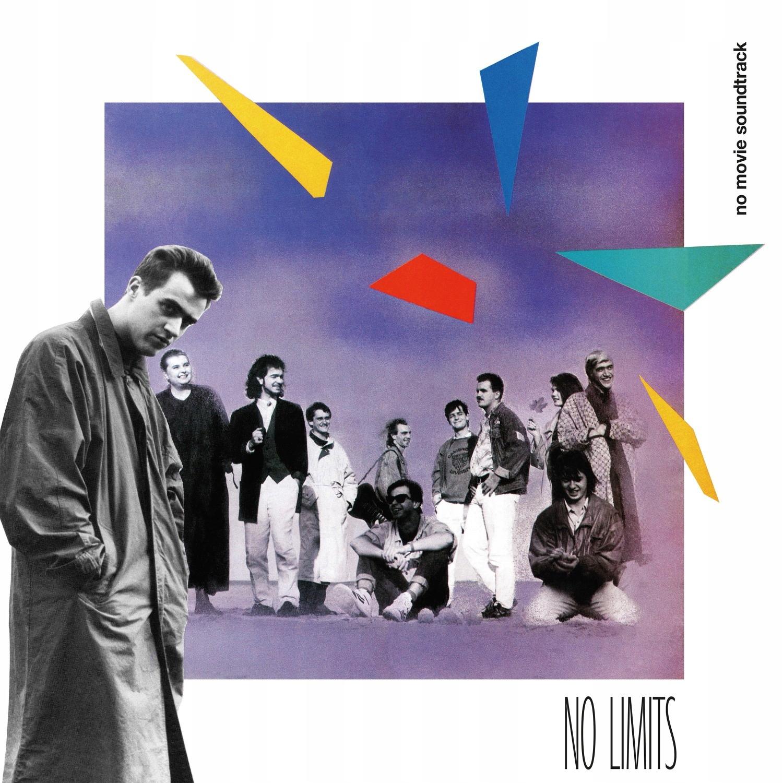 Žiadne limity - žiadny film soundtrack / fialový LP