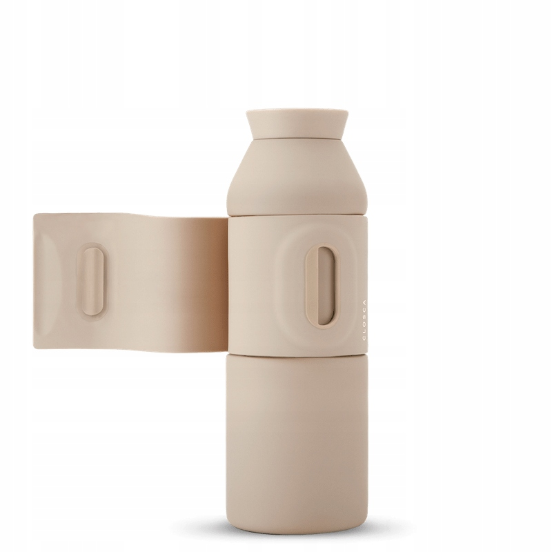 Butelka Termiczna CLOSCA WAVE SAHARA 600 ml termos