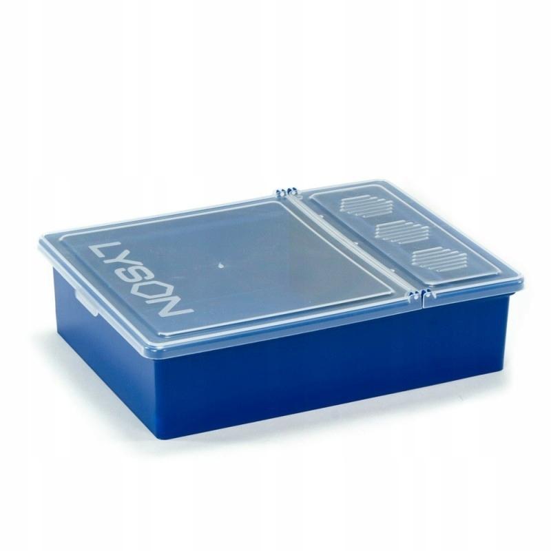 Podkarmiaczka skrzynkowa 2,4 l (plastikowa)