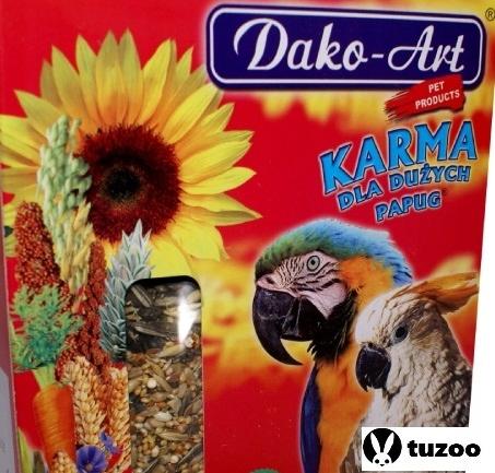 "Oscar potraviny pre papagáje "" Dako-Art 10 kg"