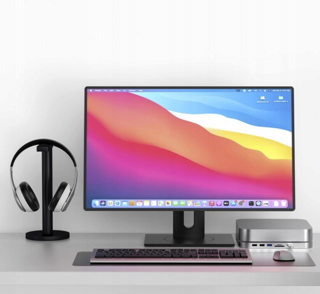 Stacja Dock Apple Mac Mini 2018-2021 Producent 4Apple.pl HUB Mac Mini M1 dock multiport