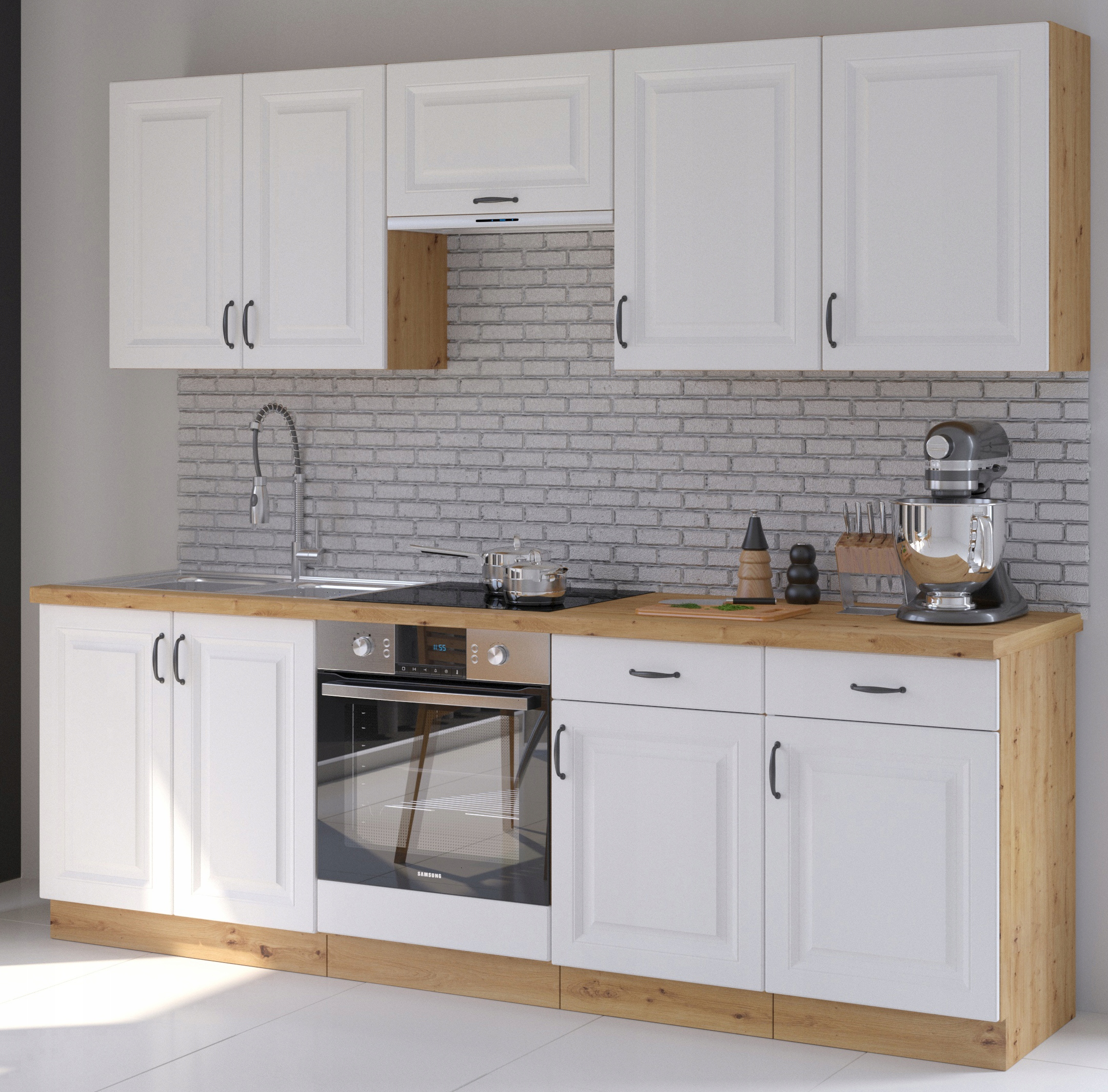 Кухонный гарнитур Стиль II