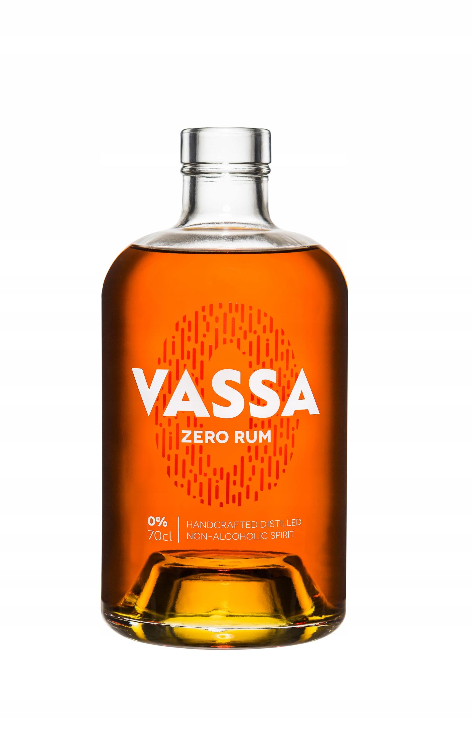 VASSA Zero Rum - rum bezalkoholowy