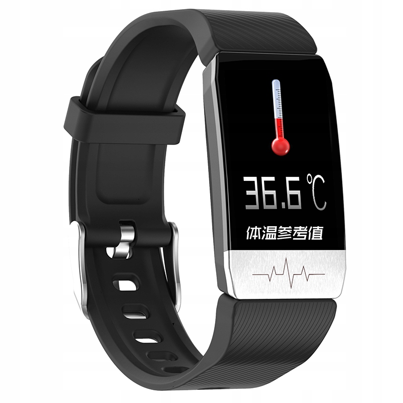 SMARTBAND FIT SMARTWATCH WATCH THERMOMETER