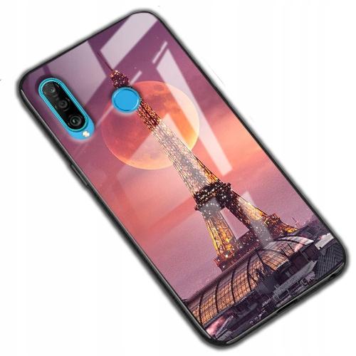 150 wzorów Etui Szklane Glass Case Huawei Nova 4E