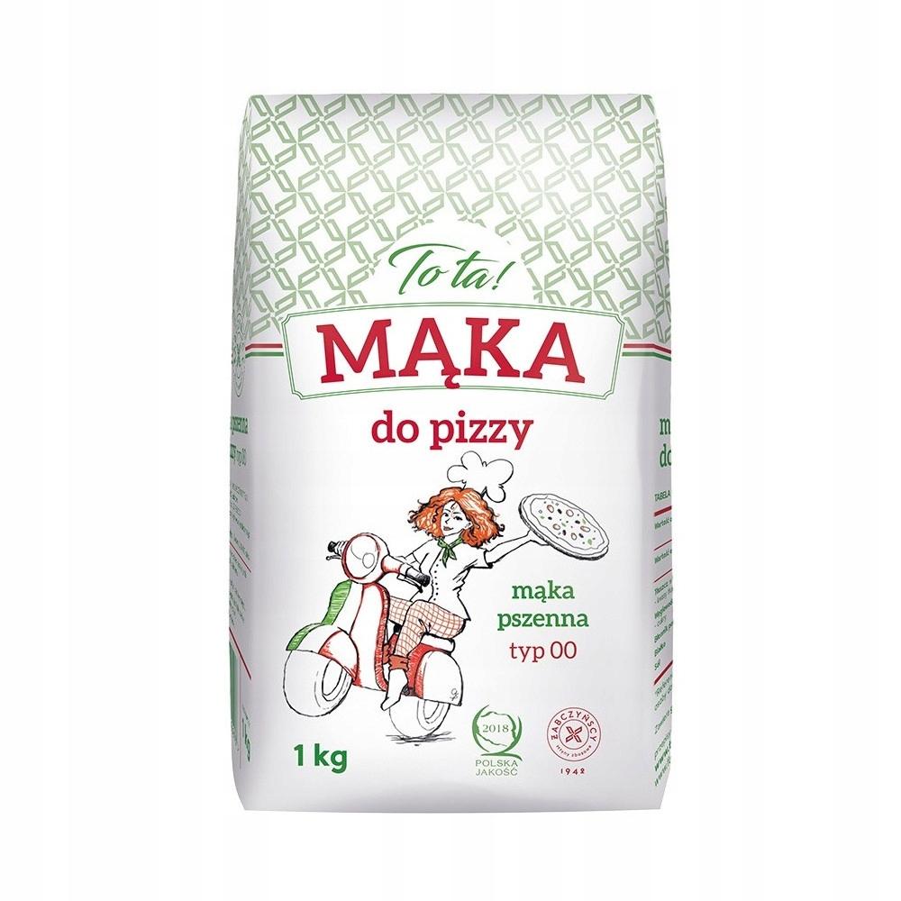Мука пшеничная для пиццы Тота 1 кг