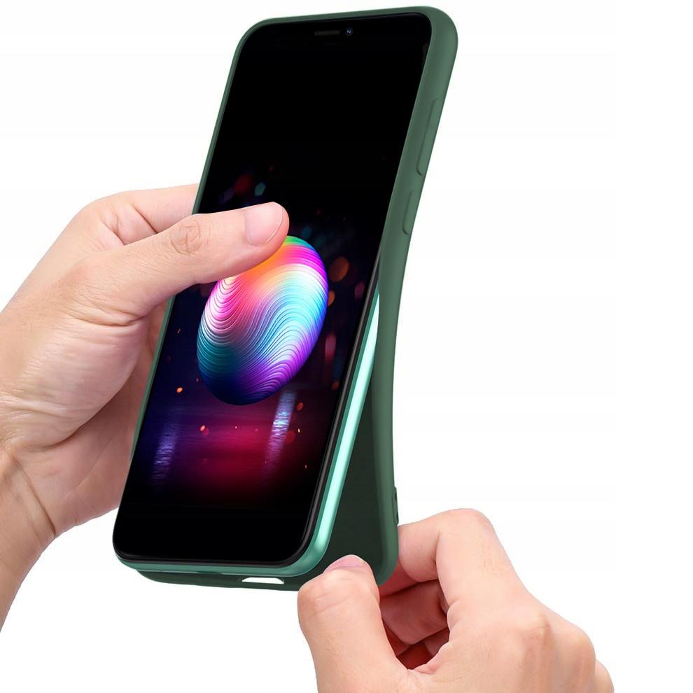 Etui Case Silicone + Szkło 9H do iPhone 11 Kod producenta M11B