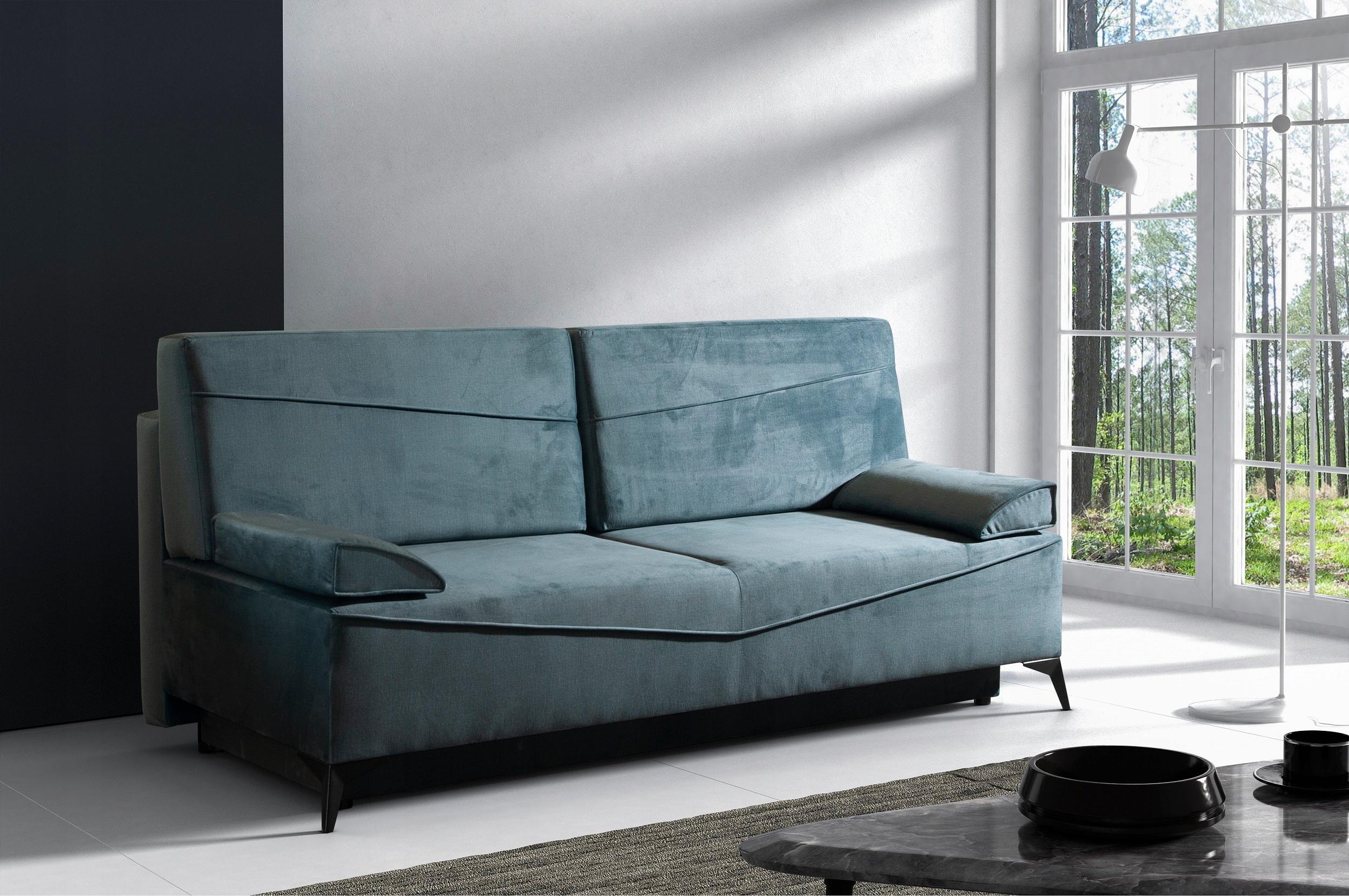 Sofa młodzieżowa ASTIN kolor kontenera do spania
