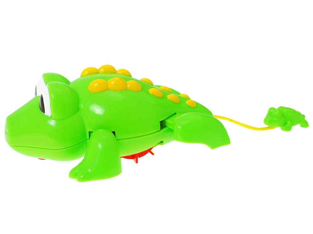 Wesoła zabawka do kąpieli ŻÓŁW, KROKODYL ZA0592 Płeć Chłopcy Dziewczynki