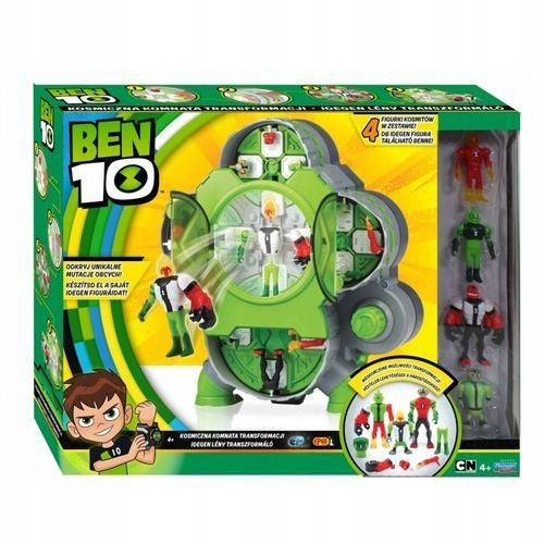 Komora EPEE Ben 10 Cosmic Creation Chamber so 4 figúrkami