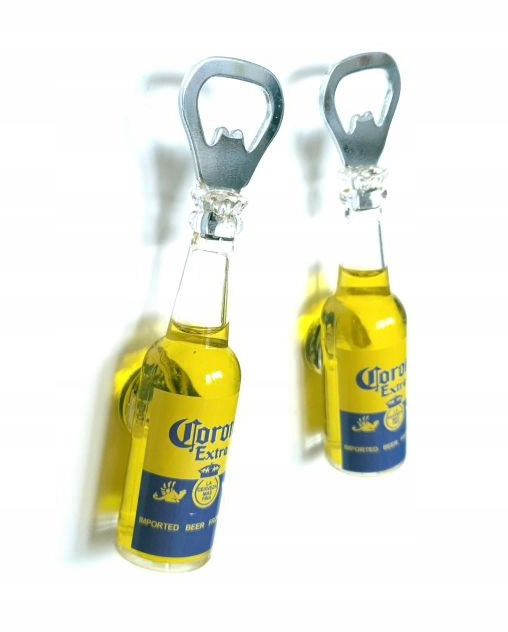 OPENER / BOTTLE CORONA BEER - магнит на холодильник
