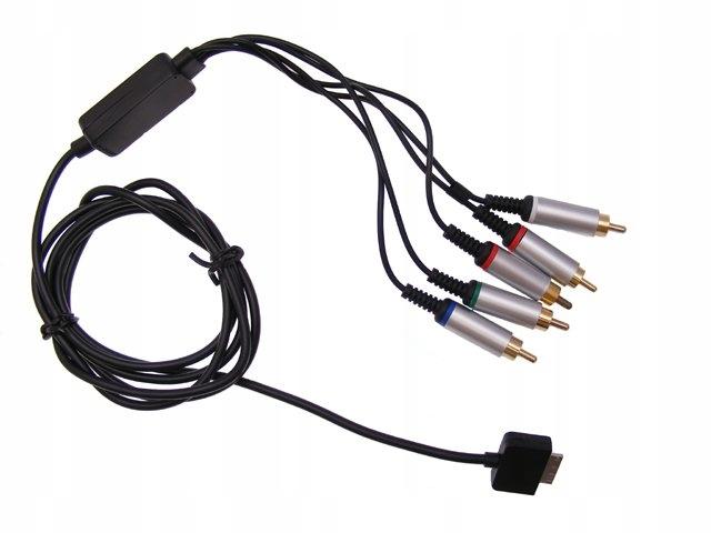 Komponentný kábel pre konzolu PSP Go-Shop IT7