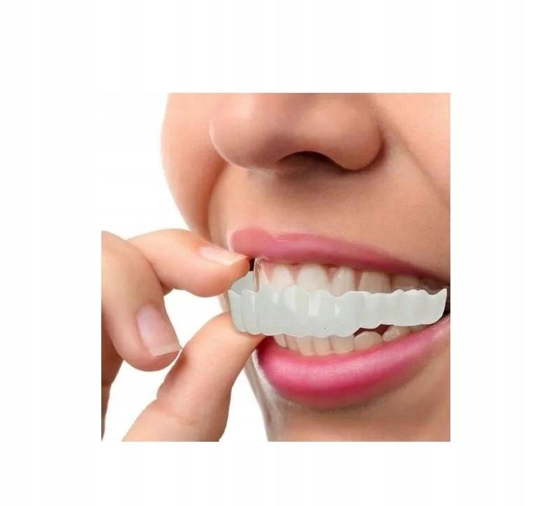 LICóWKI ZęBóW PERFECT SMILE HIGIENA JAMY USTNEJ