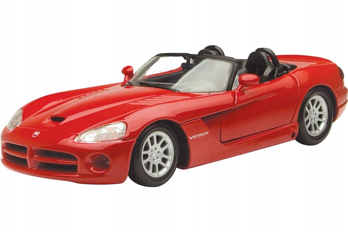 DODGE VIPER SRT-10 2003 Motor Max 1:18 73137RD
