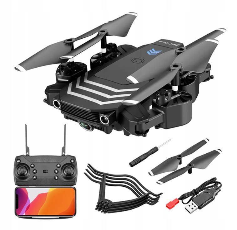 Potensic 1080P DRON с двумя камерами